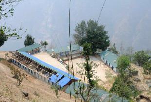 INAUGURAZIONE SCUOLA JALESORY (NEPAL)